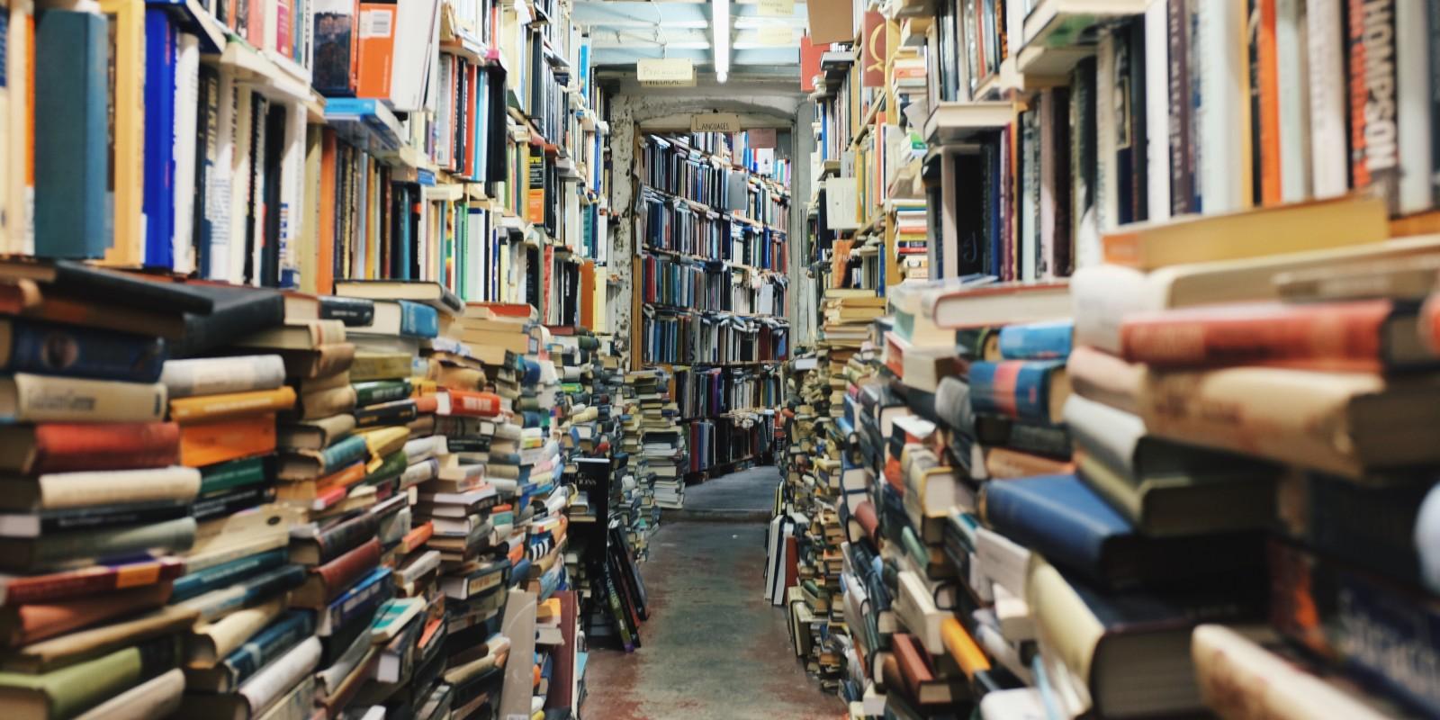 Guide til at købe bøger online billigt