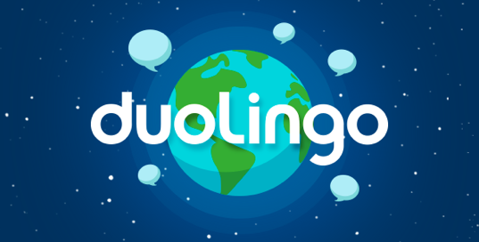 Lær sprog med Duolingo