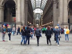 Milano er en by med både klassisk kultur, studieliv og underholdning.