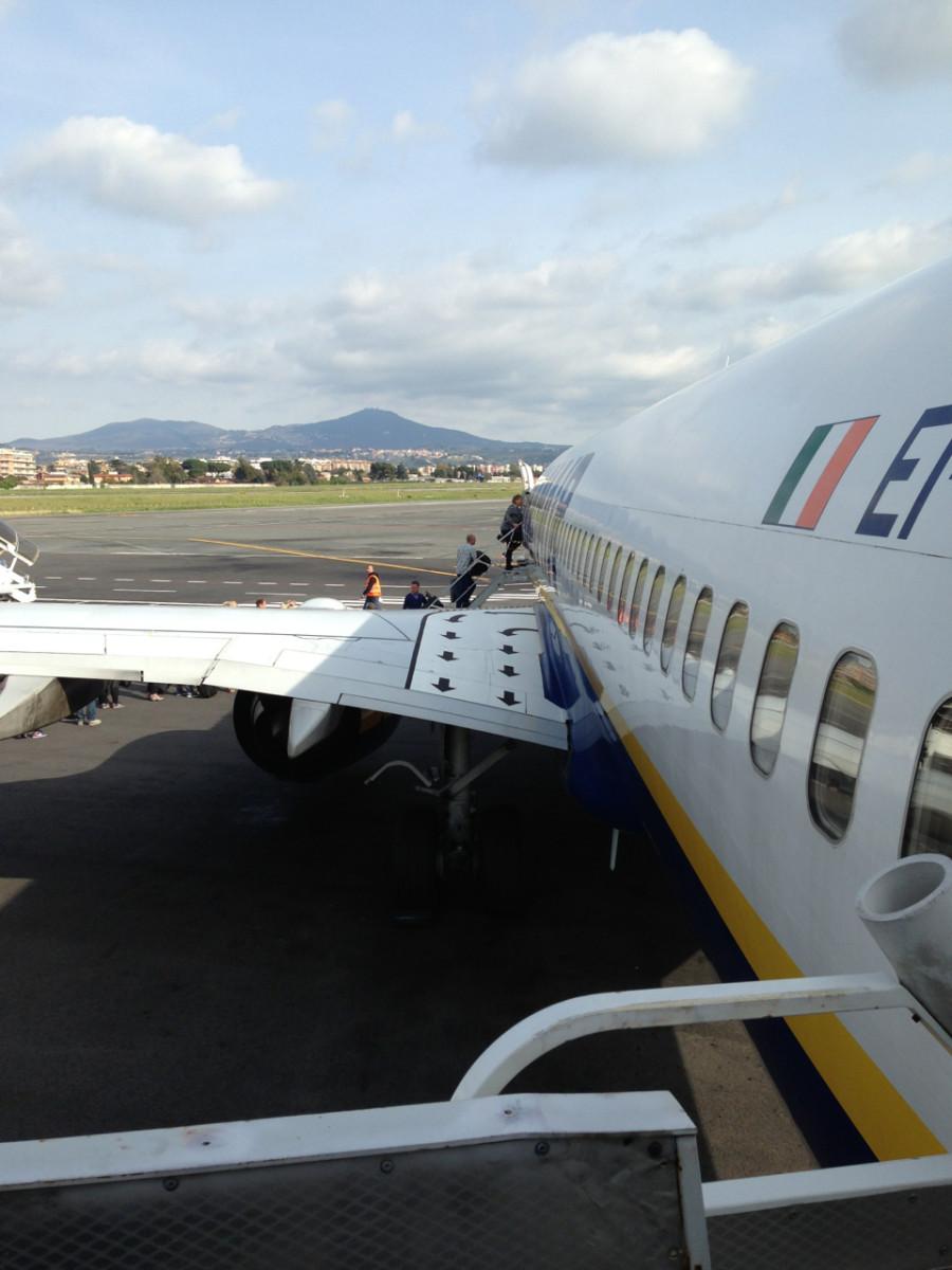 Fra Ciampino Lufthavn til Rom Centrum