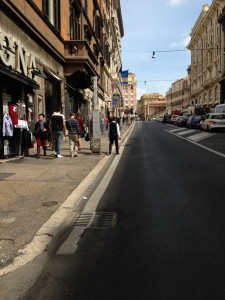 Romersk gade